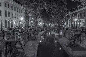 Nieuwegracht in Utrecht in de avond - 5 von Tux Photography