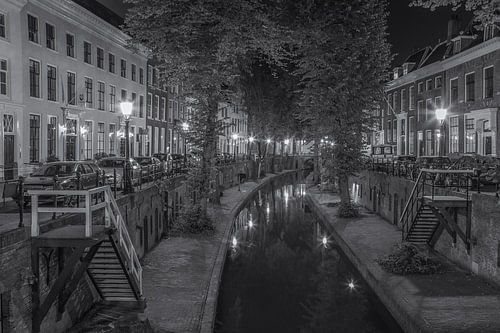 Utrecht by Night - Nieuwegracht - 5