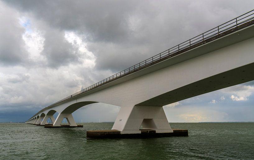 Zeelandbrug van Maarten Verhees