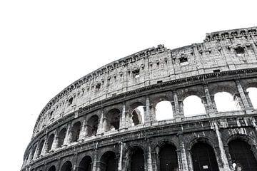 Colosseum III (Seamless White) van Joram Janssen