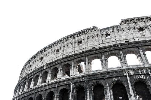 Kolosseum III (nahtloses Weiß)
