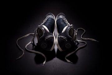 Paar schoenen van Bart van Uitert