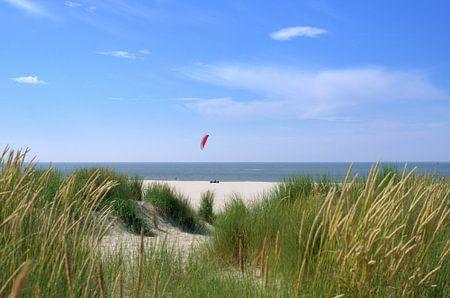 Sommertag am Nordseestrand