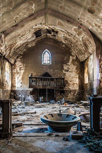 Dust Church van