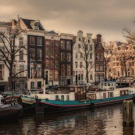 Amsterdam 5 sur John Ouwens