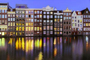 Amsterdam Damrak van Patrick Lohmüller