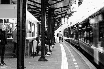 Bahnhof von Kyra de Putter