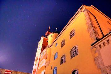 Historische stadstoren van Regensburg van Roith Fotografie