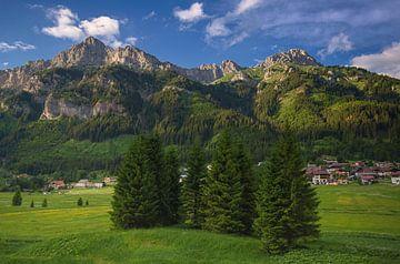 Austria Tirol - Tannheimer Tal sur Steffen Gierok