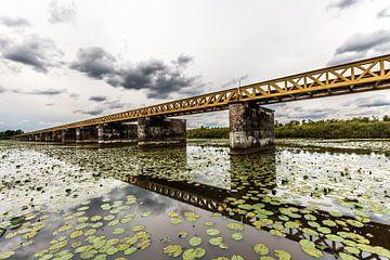 Brunnenbrücke von Max ter Burg Fotografie