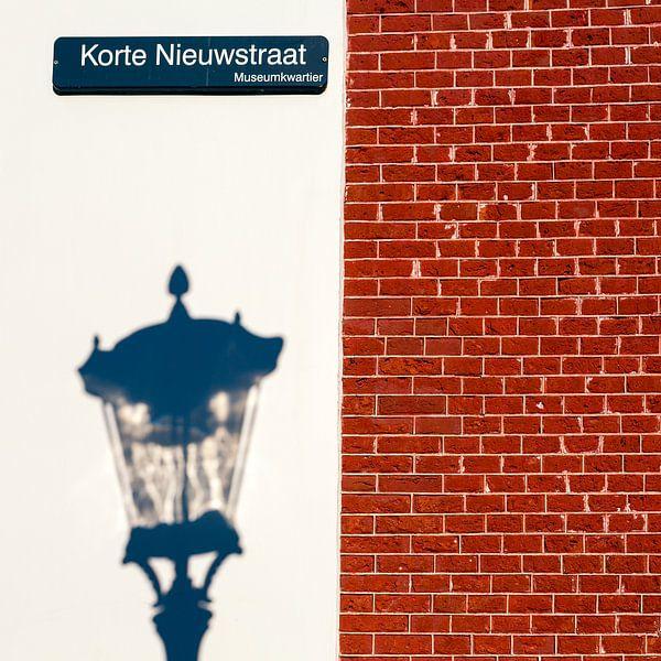 Korte Nieuwstraat - Utrecht van Thomas van Galen