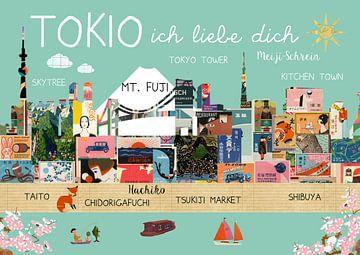 Tokio – ich liebe dich sur Green Nest