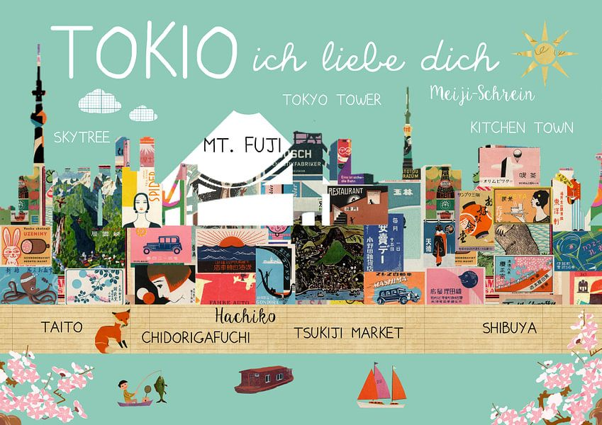 Tokio – ich liebe dich