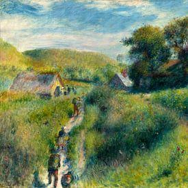 De Oogsters, Auguste Renoir van Liszt Collection