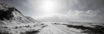 Panorama Thingvellir - IJsland von Gerald Emming