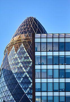 Londen City Architectuur I van