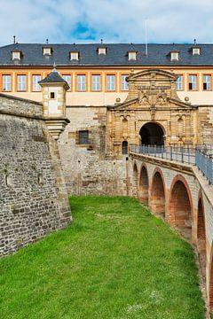 Citadelle de Petersberg, Erfurt sur Gunter Kirsch
