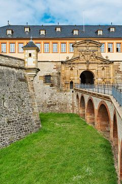 Zitadelle Petersberg, Erfurt von Gunter Kirsch
