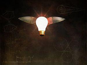 Eureka een idee is geboren.