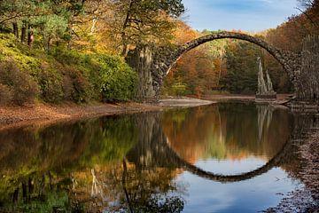 Rakotzbrücke von Andreas Müller