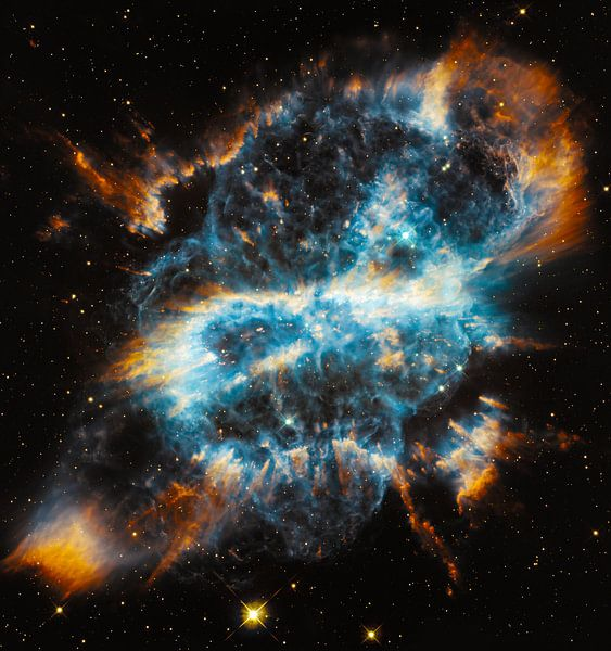 Hubble telescoop ruimte foto,s van NASA van Brian Morgan