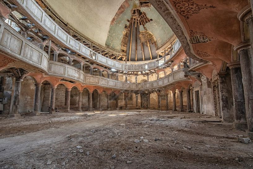 Alte kirche von Guy Bostijn
