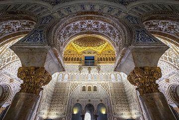 Alcazar Sevilla van Frans Nijland