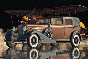 Cadillac V16 Town Car eine Autokultur