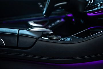 Mercedes-AMG Interieur van Bas Fransen