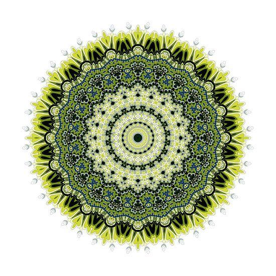 Mandala Emotion von Marion Tenbergen
