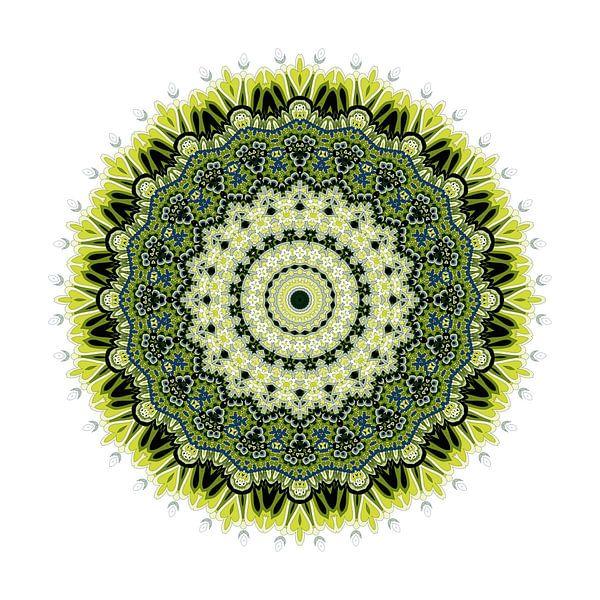 Mandala-emotie van Marion Tenbergen
