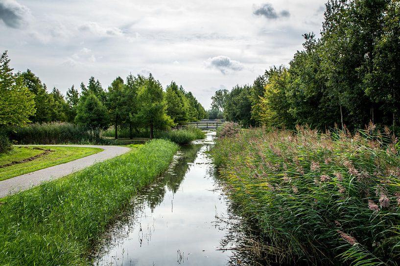 Utrecht-Maximapark Landschap 2 van Jaap Mulder