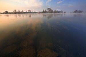 IJssel bij ruine  Nijnbeek
