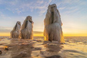 De Afsluitdijk van Lisa Antoinette Photography