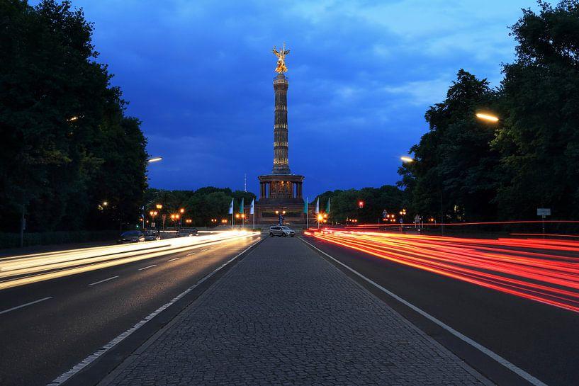 Colonne de la Victoire Berlin sur Frank Herrmann