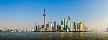 Shanghai Panorama van