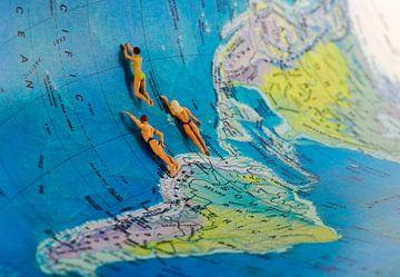 ocean race von Compuinfoto .