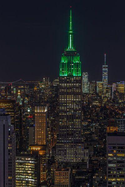 Empire State Building New York van Rene Ladenius