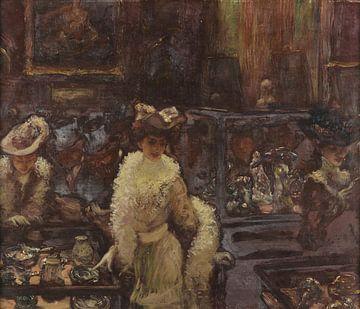 Die Sammlung, Gaston de La Touche