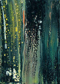 Abstracte samenstelling 948 van Angel Estevez
