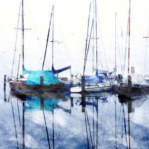 Reflections   sur Sandra Akkerman