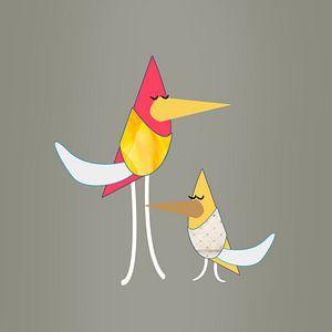 vogel van