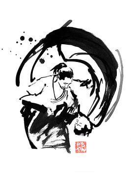 aikido sur philippe imbert