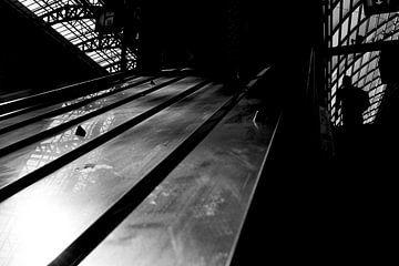Rolltreppe 1 von Bart Rondeel