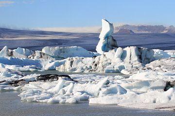 Jokulsarlon,Iceland van Anastasia  Loppa