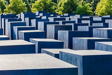 Mémorial de l'Holocauste à Berlin sur Werner Dieterich