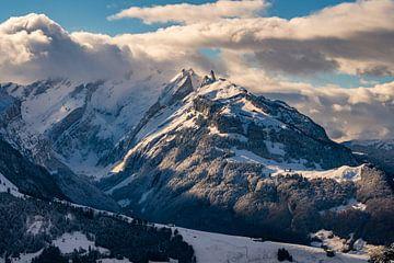 Alpsteingebirge im Appenzellerland von MindScape Photography