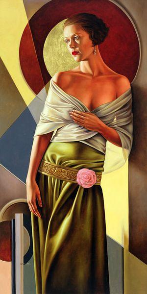 Reflections of Grace (2006) van Catherine Abel