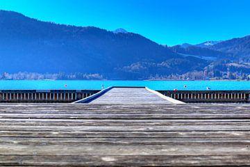 Ufereinstieg Tegernsee von Roith Fotografie