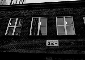 Fenster-Reflexionen von Iritxu Photography
